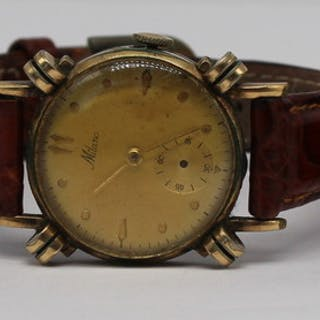 JEWELRY. Men's Vintage Watch Grouping.