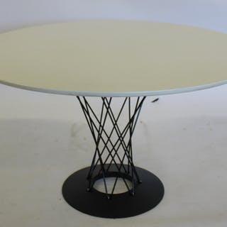 MIDCENTURY. Noguchi Cyclone Table For Knoll