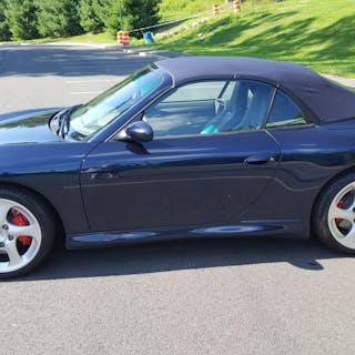 2004 Porsche Carrera 4S Hard & Soft Tops.
