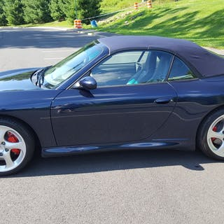 2004 Porsche Carrera 4S AWD with Soft & Hard Tops