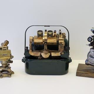 Three (3) Optical / Surveying Instruments