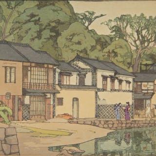 "YOSHIDA, Hiroshi. ""Small Town in Chugoku."""