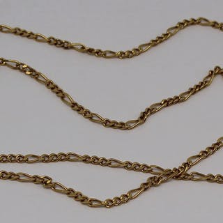 JEWELRY. Chimento Italian 18kt Gold Chain Necklace