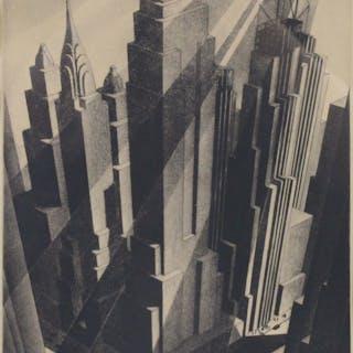SAMUEL MARGOLIES (AMERICAN, 1897-1974).