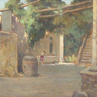 ARTURO TERRACINA (ITALIAN, 1882-1951).