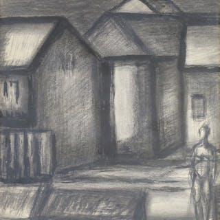 JENO BARCSAY (HUNARIAN, 1900-1988).