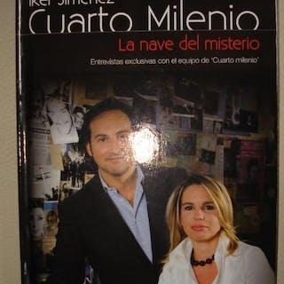 CUARTO MILENIO LIBRO + DVD CAPITULO 25: (La nave del misterio ...