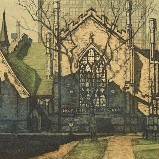 Holy Trinity Square (Toronto) by Nicholas Hornyansky