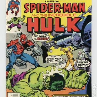 Marvel Team-Up (1972 1st Series) 54 VF+ 8 5 – Current sales