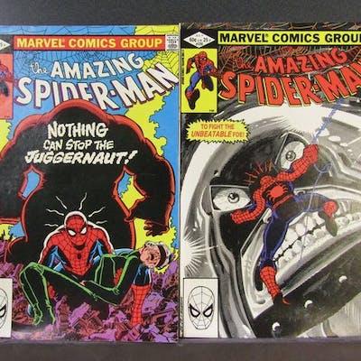 Amazing Spider-Man Lot of 2