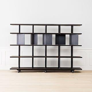 Bookshelf 'Planophore' Edward Barber & Jay Osgerby for Vitra.