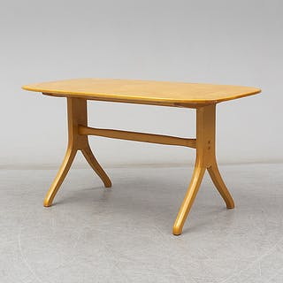 A second half of the 20th century coffee table 'Stora Salen' by Carl Malmsten.
