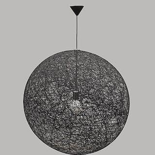 """BERTJAN POT, taklampa, """"Random Light Medium"""", Moooi. Formgiven 2001."""