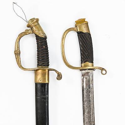 SABLAR, 2 st, 1800-tal