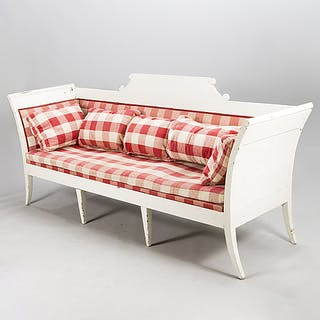 A first half of the 19th Century sofa.
