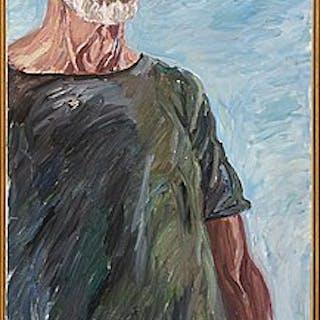 A PAINTING by TORSTEN BERGMARK