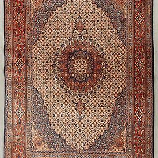 An old Birjand carpet ca 304 x 200 cm.