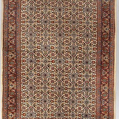 A RUG, Old oriental, ca 240 x 172 cm.
