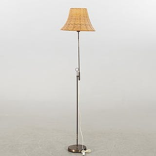 FLOOR LAMP, Falkenbergs Belysning, mid 20th century.