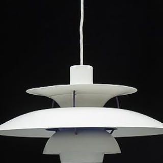 POUL HENNINGSEN, a PH-5 ceiling light, Louis Poulsen.