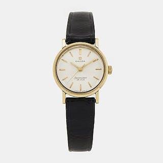 OMEGA, Seamaster De Ville, wristwatch, 22 mm.