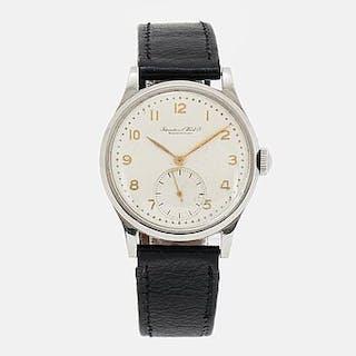 IWC, INTERNATIONAL WATCH Co, Schaffhausen, wristwatch, 35 mm.