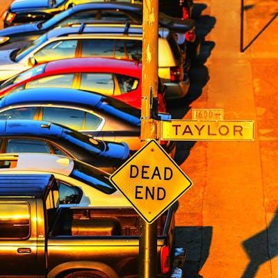 Mitchell Funk, 1600 Taylor, San Francisco (2015)