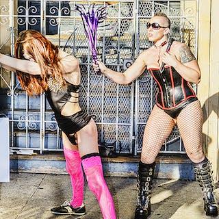 Mitchell Funk, Folsom Street Fair, BDSM Leather Event #39 (2015)