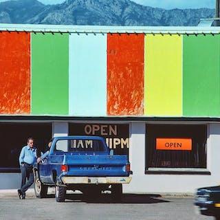 Mitchell Funk, Salt Lake City  (1976)