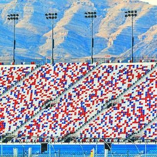 Mitchell Funk, Las Vegas Racetrack  (2010)