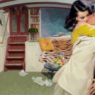 Tom Lovell, Below Deck (ca. 1955)