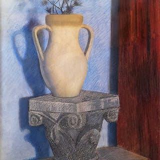 Joseph Stella, Thistles (1938)