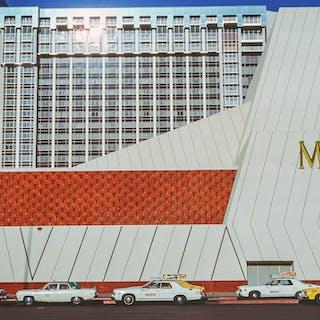 Mitchell Funk, MGM Las Vegas (1976)
