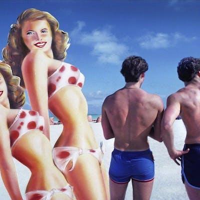 Robert Funk, Miami Beach Pin-Ups (1979)