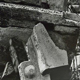 Aaron Siskind, Terracotta 10 (1961)