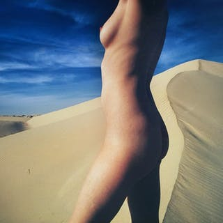 William Silano, Nude against the Dune (1968)