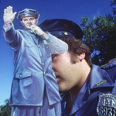 Robert Funk, Cops (1976)