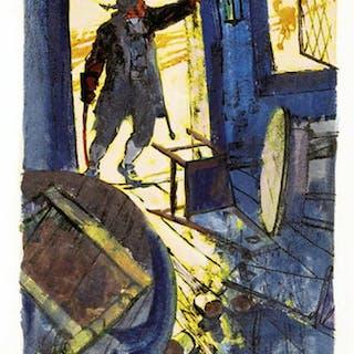 John Philip Falter, Treasure Island  (1963)