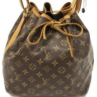 519c91a1832a LOUIS VUITTON  NOE PM  MONOGRAM CANVAS BUCKET BAG – Current sales –  Barnebys.com