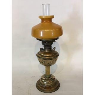 Vintage Oil Lamp Stands