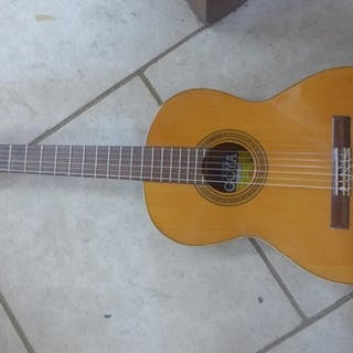 A Goya Francisco Esteve classical guitar, circa 1970
