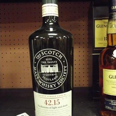 Scotch Malt Whisky Society Cask No