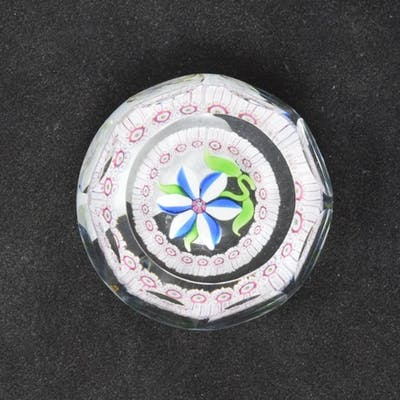 A Perthshire Paperweights Ltd limited edition paperweight, t...