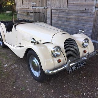 A 1969 Morgan 4/4 1600 Competition, registration number ANP ...