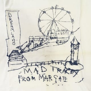 Tracey Emin, ICA50 T-shirt, limited edition no. 40/100, sign...