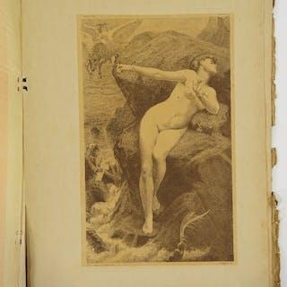 A Vignola, Les Maitres Du Nu, portfolio of Art Nouveau nude ...