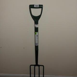 New Digging Fork