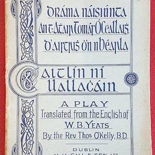 Caitlin ni Uallachain. Drama Naisiunta an t-Athair Tomas O'C...