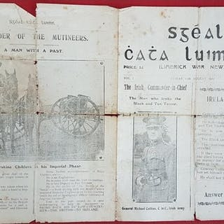 Sgeal Chatha Luimnighe [Limerick War News]. Friday 11th Augu...