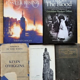 Coogan, Tim Pat '1916 The Easter Rising' and 4 Other Republi...